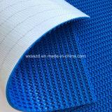 Конвейерная PVC сини Китая грубая верхняя с самым лучшим ценой