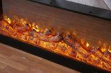 세륨을%s 가진 로 코어가 MDF 전기 벽난로에 의하여 LED 점화한다