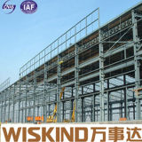 Q235B/Q345b 산업 프레임 구조 강철 닭장