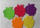 Onderleggers voor glazen van de Kop van de lente de Kleuren Gevoelde voor Tafelblad & Decoratie