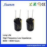 150UF 100V Xuansn Volledige Waaier van de Elektrolytische Fabriek van de Condensator