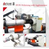 Waste Industrial Plastic Film Pelletizing Machine for Plastic Granulates