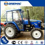 安いLutong 55HP 4WD小さい車輪様式の農場トラクターLt554