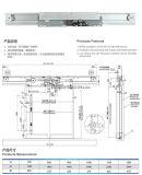Guía de la puerta de elevación vertical