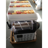 2 tigelas comercial de sorvete máquina Froster