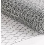 Гальванизированная & PVC Coated шестиугольная мелкоячеистой сетки сетка