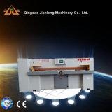 Máquina neumática de la carpintería del corte de la chapa