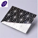 Зеркало заднего вида гравирования 0,35 мм холодной лист из нержавеющей стали для создания