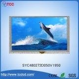 480272 TFT LCD Auflösung der Bildschirmanzeige-480 (RGB) *272 3.3/5.0V