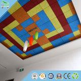 Formaldéhyde-Libre acoustique de matériau de construction pour le plafond