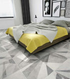 Nuevo azulejo de suelo esmaltado rústico de la porcelana para la sala de estar