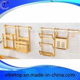 De Plank van de Opslag van het roestvrij staal/van het Metaal voor Keuken