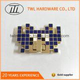 Form-Entwurfs-Drehung-Verschluss für Beutel mit Mosaik Hjw1627