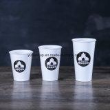 2017 tazas de papel frías disponibles de la talla multi con 12oz, 16oz, 20oz