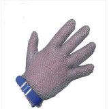 Разрежьте сопротивление нержавеющая сталь 304L защитные перчатки