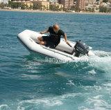 Liya 2m-6.5m Foladble aufblasbare Boote für Fischen