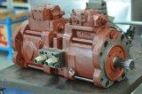 Pompa hydráulica Re-Manufactured de la bomba principal del excavador de Kawasaki K3V112dtp Japón Kobelco Sk200-6