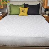 Cama montados de 18 pulgadas de profundidad Pocket Premium vinilo lavable Reina gratis protector de colchón acolchado impermeable