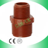 Soupape de matériaux de tuyauterie ajustant la soupape d'arrêt de PPR