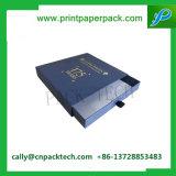 Contenitore impaccante di carta kraft della casella di stampa del cartone del contenitore di capelli