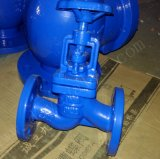 DIN3202 F1 Pn10 PN 16 Válvulas Esféricas de ferro dúctil fundido com extremidades Flangeadas