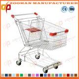 Supermarkt-Plastikeinkaufen-Laufkatze (Zht20)