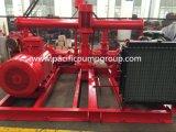 UL 300 галлонов дизельного пакет пожарного насоса с приводом от двигателя