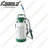 5L Pulverizador de compressão manual do pulverizador de pressão