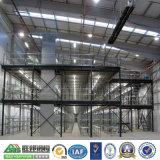 Vertiente prefabricada del edificio del almacén del acero estructural
