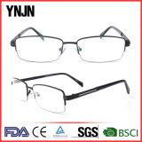 Рамка Eyeglass Well-Designed черного сплава Ynjn оптически (YJ-J7988)