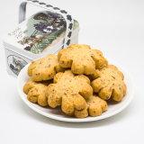 Изготовленный на заказ печенья клюквы 80g с оловом животного пакета