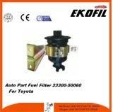 OEM del filtro de combustible de la pieza de automóvil 23300-50060 para Toyota