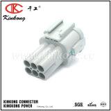 6188-0560 남성 6 Pin는 형 자동 전기 연결관을 방수 처리한다