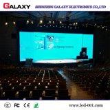 Tabellone fisso dell'interno del LED P1.875/P1.904 del piccolo passo del pixel per la fase della TV, riflettente centro