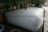 750g 1000*1000D 23*23 ha ricoperto la tela incatramata ricoperta PVC per i coperchi, la tenda e la tenda del camion