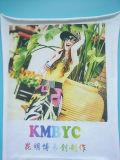 A3 prezzo a base piatta della stampante della maglietta a base piatta di Digitahi di colori di formato 6