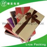 Rectángulo de empaquetado de papel de encargo profesional, rectángulo de papel de empaquetado