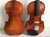 Tailpiece предварительное Виола волокна углерода с трудным случаем скрипки