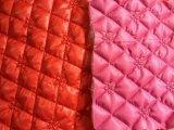 Tissu matelassé pour vestes ou coussin de matelas ou Hometextile en Europe