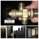 cilindro di alluminio del CO2 dell'acquario 2L