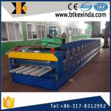 Крен толя металла двойных слоев Kxd 836-836 формируя машину