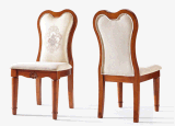 標準的なデザインホテルのホーム家具の木のダイニングテーブルおよび椅子