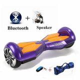 2017 het leiding-Wiel van het Skateboard Bluetooth van Hoverboard 6.5inch de Elektrische Slimme Zelf Elektrische Autoped van Giroskuter van de Autoped van het Saldo 2wheel Bevindende