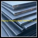 Matériau de construction de haute résistance chaud de plaque en acier de pont en roulis