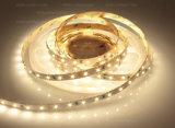 La luz de tira de SMD2835 LED con alto luminoso y la UL certificó