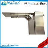 Het Hoogtepunt van Manufactory - Gemakkelijke het Roestvrij staal van de grootte neemt het Stapelen van de Automaat van het Dienblad met Wielen