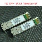 mode multi 300m (PHY-31192-5L2) d'émetteur récepteur optique de module de Sr de 10g SFP+