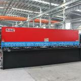 Máquina 6000m m que pela hidráulica del regulador 4m m de Estun E21s