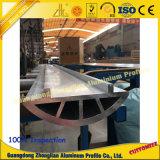 Usine des profils en aluminium extrudé de grande taille pour l'industrie