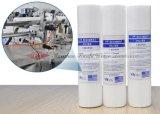 10 pulgadas cartucho de filtro del sedimento de 5 PP del micrón